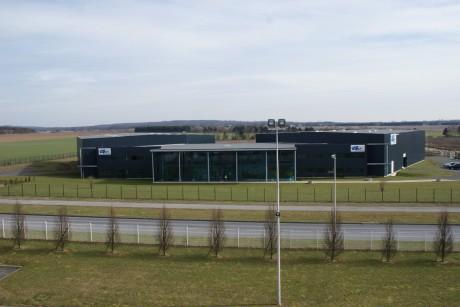 Notre centre logistique